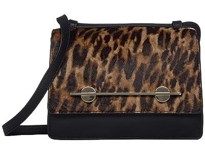 Vince Camuto Maeve Shoulder (Leopard Multi) Handbags