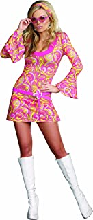Dreamgirl Women's Go Go Gorgeous Costume