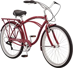 Schwinn Sanctuary 7 Cruiser Bike, Featuring Retro-Styled 16-Inch/Small Step-Through and..