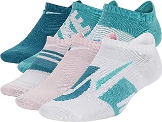 Nike Kids' Performance Lightweight No-Show GFX Training Sock (6 Pair)