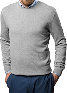 Best men's cotton blend sweaters Reviews