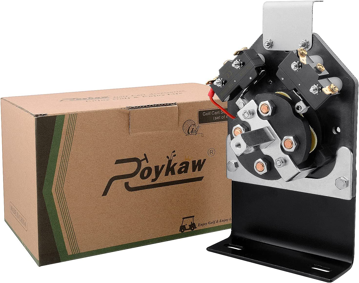 Roykaw EZGO Forward and Reverse Free shipping anywhere in the nation Direct stock discount 2-C Electric for Assembly Switch