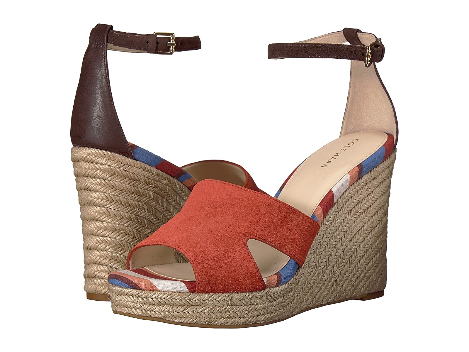 Cole Haan Giselle High Espadrille WedgeCheap and distinctive eye-catching shoes