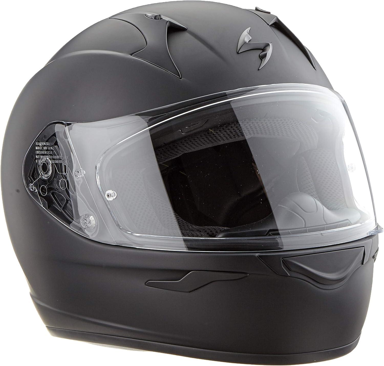 Scorpion 2505 25995 Integralhelme L Noir Auto
