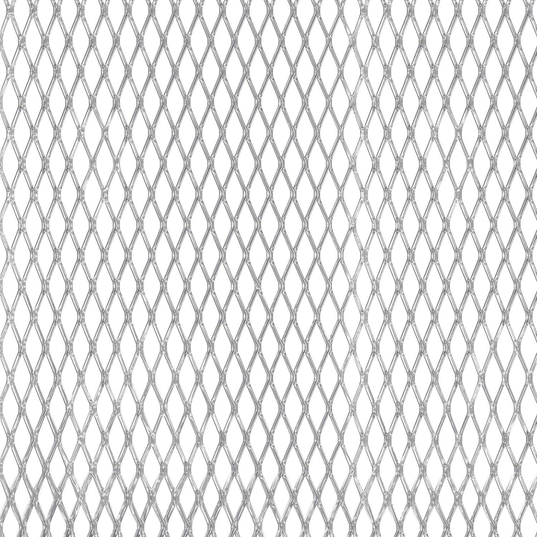 Gl/öckchen aus Metall in silberfarben platiniert 12 x 16 mm mit Aufh/ängung 10 St/ück von Vintageparts DIY Schmuck