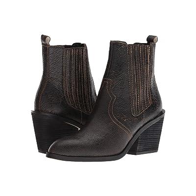 Donald J Pliner Rivver (Black Vintage Leather) Women