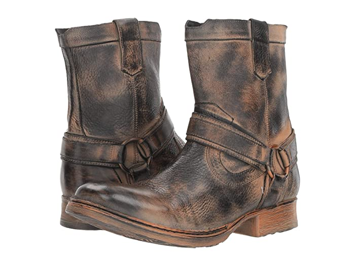 Roan  COLTON by  (Black Greenland) Mens Pull-on Boots