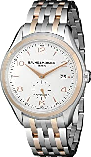 Men's BMMOA10140 Clifton Analog Display Swiss Automatic Two Tone Watch