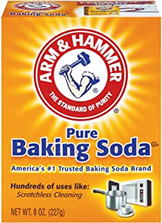ARM & HAMMER Pure Baking Soda, 8 oz.