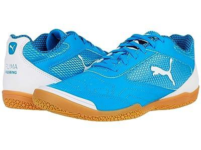 PUMA Pressing (Dresden Blue/Puma White/Gum) Shoes