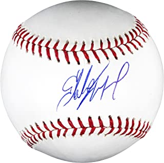 Starling Marte Pittsburgh Pirates Autographed Baseball - Fanatics Authentic Certified - Autographed Baseballs