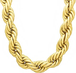 Best dookie chain solid gold Reviews