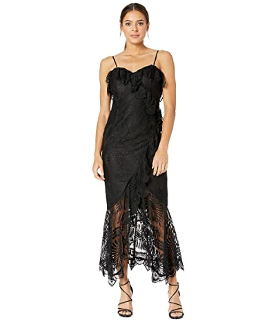 Bardot Melinda Lace Dress (Black) Women