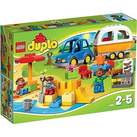 レゴ デュプロのまち キャンプにおでかけ 10602