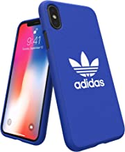 COVER PER APPLE iPHONE 11 6.1'' ADIDAS ADICOLOR NERO CON LOGO