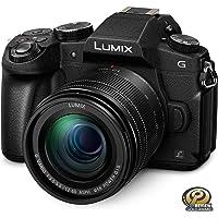 Panasonic LUMIX G85 4K Mirrorless Camera w/12-60mm & 45-200mm Lens Deals