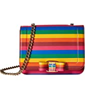 Salvatore Ferragamo - Rainbow Vara Crossbody