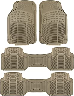 Lund 383117-G Catch-It Vinyl Grey Rear Seat Floor Mat