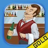 Bar Drinking Game : taberna salão patrono sede de cervejas - Edição de ouro