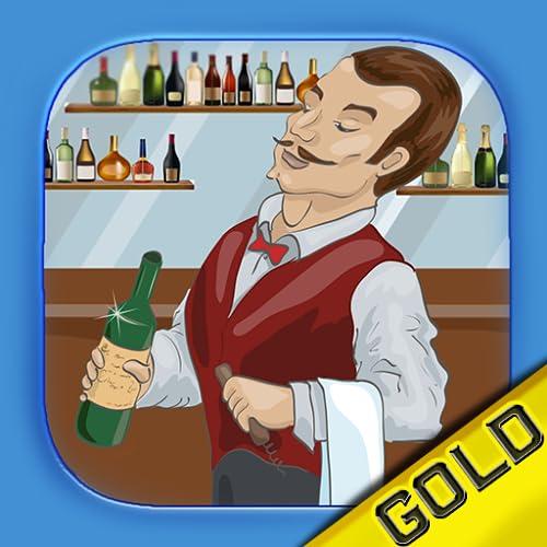 Bar Drinking Game : die Wirtsstuben Schutz Durst nach Bier - Gold Edition