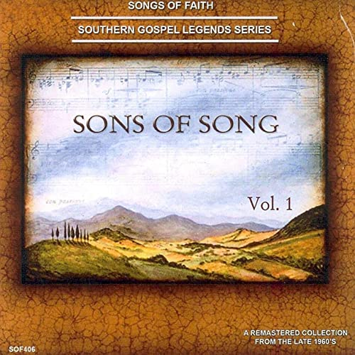 Songs of Faith - Southern Gospel Legends Series-Sons of Song