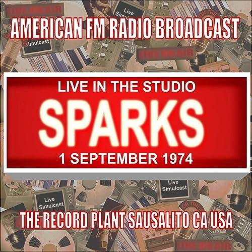 Live In The Studio - The Record Plant, Sausalito CA 1974 de ...