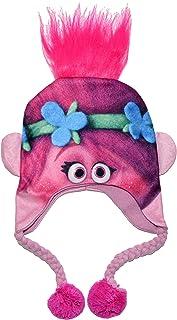 Laplander Beanie Cap - Trolls - Pink Poppy Beanie Cap New 138459