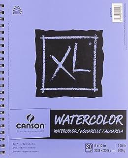 لوحة الوان مائية قماشية سلسلة اكس ال من كانسون