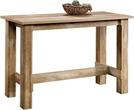 Sauder Boone Mountain Counter Height Dining Table, L: 55.12