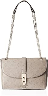 Guess Womens Cross-Body Sling Bags, Taupe - SG739818