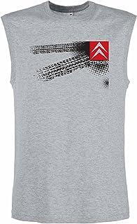 Gris 088 nnm Citroen Fun Auto T-Shirt