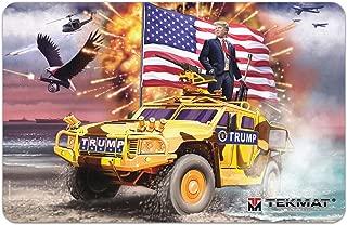 TekMat Trump Gun Cleaning Mat