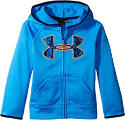 Under Armour Kids - Geo Cache Big Logo Hoodie (Little Kids/Big Kids)