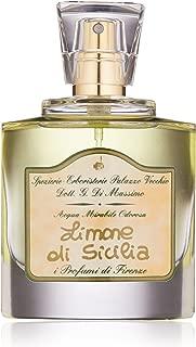 i Profumi di Firenze Limone Di Sicilia Eau de Parfum Spray,1.69 Fl Oz