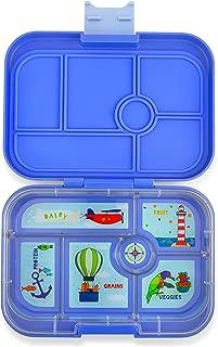 Yumbox Original Leakproof Bento Lunch Box Container (Jodhpur Blue)