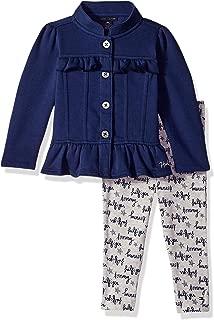 Girls' 2 Pieces Jacket Set