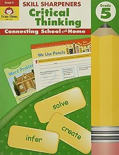 Skill Sharpeners Critical Thinking, Grade 5