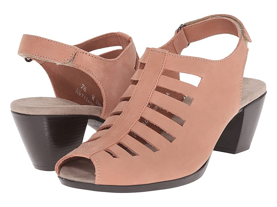 Munro Abby (Rose Nubuck) Women