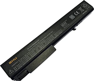 New GHU Laptop Battery 75wh Replacement for HP EliteBook 8530P 8530W 8540P 8540W 8730W 8740W 8530 8730 493976-001 HSTNN-LB60 HSTNN-OB60 HSTNN-XB60 AV08 AV08XL KU533AA 501114-001 458274-341 5200mAh