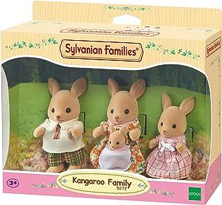 Sylvanian Kangaroo Family Toy For Girls - sf5272