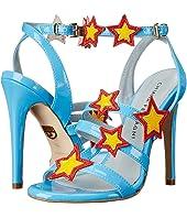 Chiara Ferragni - Stars Patent Strappy Heels