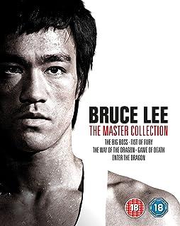 Bruce Lee The Master Collection - BD + bonus DVD [Blu-ray] [Reino Unido]