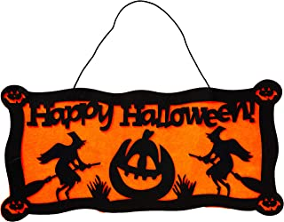 Partyforte Halloween Door Banner, 34 x 65cm, (KD-80008)