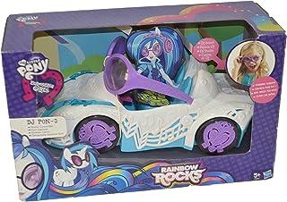 Hasbro My Little Pony Rainbow Rocks Cabriolet , a8066