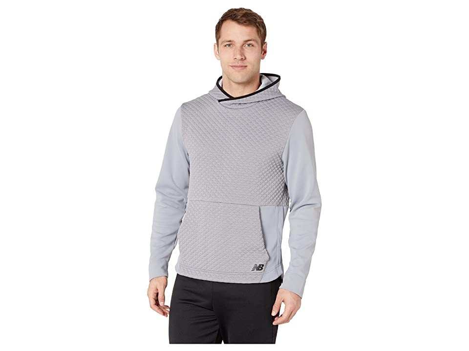 New Balance Heatloft Pullover (Athletic Grey) Men