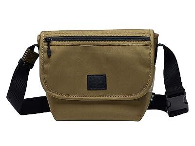 Herschel Supply Co. Grade Mini (Khaki Green) Messenger Bags