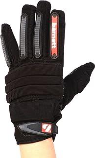 Barnett FLG-02 Black American Football handschoenen Linemen New fit, OL, DL zwart