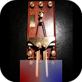 CW Morse code practice oscillator iambic paddle