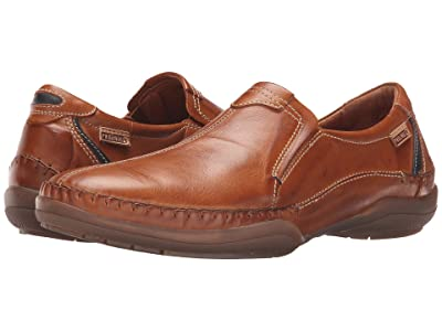 Pikolinos San Telmo M1D-6032 (Brandy/Navy Blue) Men