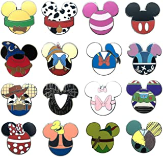 Pins - Mickey Mouse Icon Mystery Pouch Pins 86540